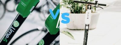 Electric Scooter Lime & Bird Use, Xiaomi M365 vs Segway ES4 – Who Wins?