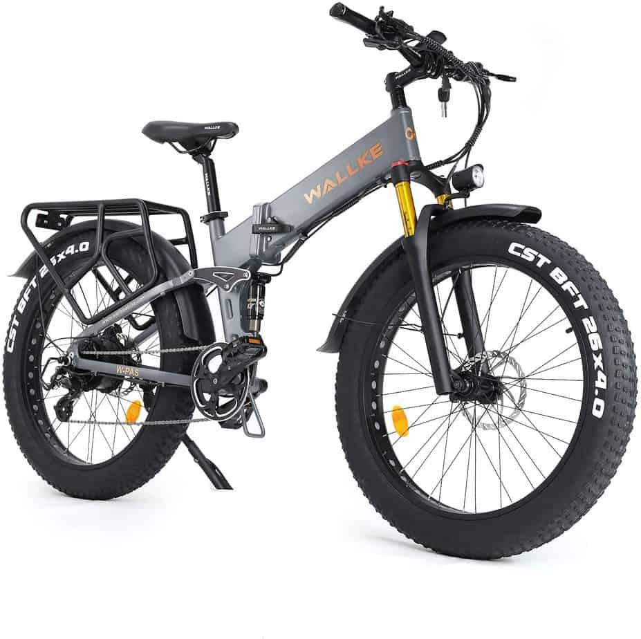W WALLKE X3 Pro 26 Electric Bike
