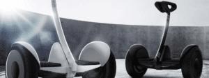 Segway Minipro VS Ninebot Mini REVIEW BANNER
